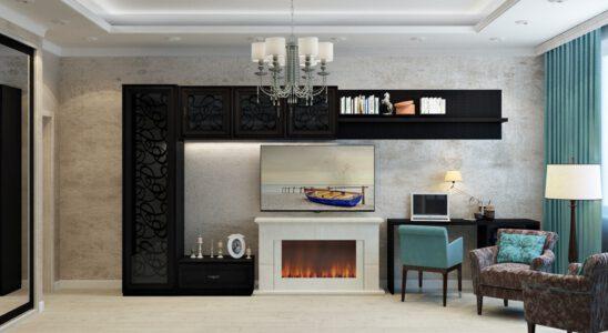 Roomdivider Elektrisch