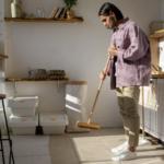 Je huis snel, maar goed schoonmaken